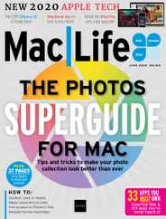 MacLife Magazine Subscription June 1st, 2020 Issue