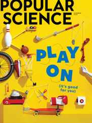Popular Science Magazine Subscription May 11th, 2020 Issue
