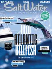 Salt Water Sportsman Magazine Subscription June 1st, 2020 Issue