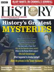 BBC History Magazine Subscription June 1st, 2020 Issue