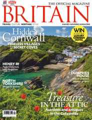 Britain Magazine Subscription July 1st, 2020 Issue