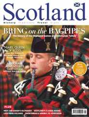 Scotland Magazine Subscription May 1st, 2020 Issue