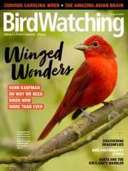 Birdwatching Magazine Subscription July 1st, 2020 Issue