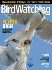 Birdwatching Magazine Subscription September 1st, 2020 Issue