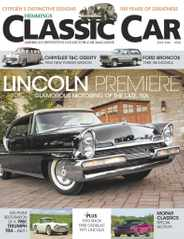 Hemmings Classic Car Magazine Subscription July 1st, 2020 Issue