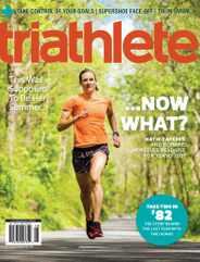 Triathlete Magazine Subscription July 1st, 2020 Issue