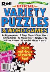 Dell Official Variety Puzzle Magazine Subscription