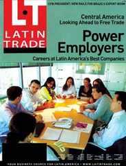 Latin Trade Magazine Subscription