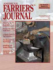 American Farriers Journal Magazine Subscription