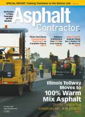 Asphalt Contractor Magazine Subscription