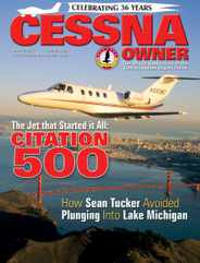 Cessna Owner Magazine Subscription