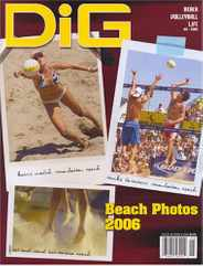 Dig Beach Volleyball Life Magazine Subscription
