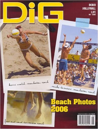 Dig Beach Volleyball Life