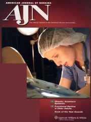 American Journal of Nursing Subscription