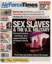 Air Force Times Magazine Subscription