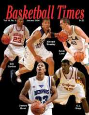 Basketball Times Magazine Subscription
