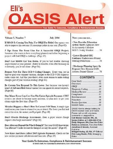 Oasis Alert