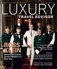 Luxury Travel Advisor Magazine Subscription
