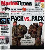 Marine Corps Times Magazine Subscription