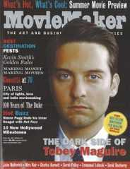Moviemaker Magazine Subscription