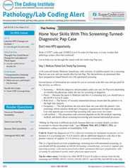 Pathology/Lab Coding Alert Magazine Subscription