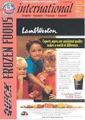 Quick Frozen Foods International Magazine Subscription
