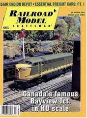 Railroad Model Craftsman Magazine Subscription