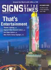 Signs Of The Times Magazine Subscription
