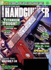 American Handgunner Magazine Subscription