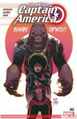 Captain America: Sam Wilson Magazine Subscription