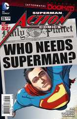 Action Comics Superman Magazine Subscription