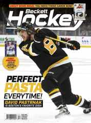 Beckett Hockey Magazine Subscription