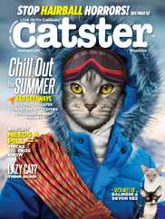 Catster Magazine Subscription July 1st, 2017 Issue