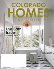 Colorado Homes & Lifestyles Magazine Subscription