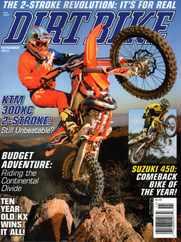 Dirt Bike Magazine Subscription