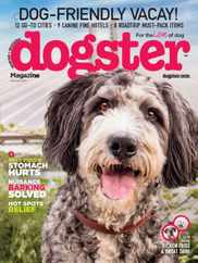 Dogster Magazine Subscription June 1st, 2017 Issue