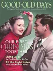 Good Old Days Magazine Subscription