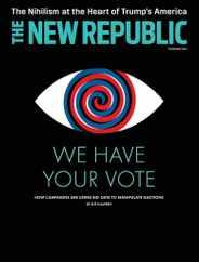 New Republic Magazine Subscription