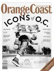 Orange Coast Magazine Subscription