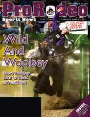 Pro Rodeo Sports News Magazine Subscription
