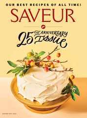 Saveur Magazine Subscription