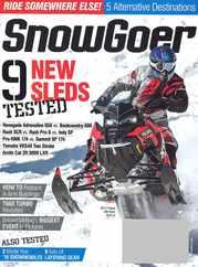 Snow Goer Magazine Subscription