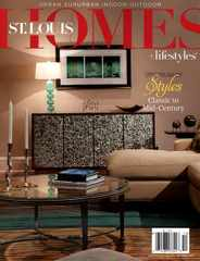 St. Louis Homes & Lifestyles Magazine Subscription