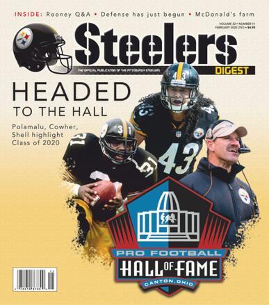 Steelers Digest