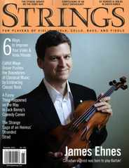 Strings Magazine Subscription
