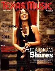 Texas Music Magazine Subscription