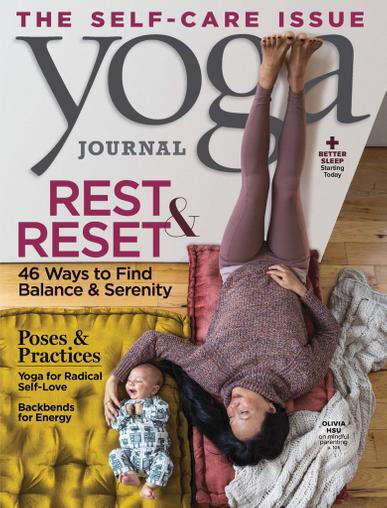 Yoga Journal Magazine Subscription Discount The Yogi S Guide Discountmags Com