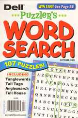 Puzzler's Word Search Magazine Subscription