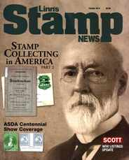 Linn's Stamp News Magazine Subscription