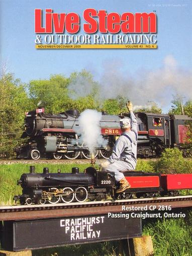 Live Steam & Railroading